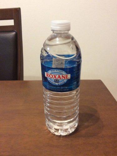 【コストコの水はコスパ最高】ROXANE SPRING WATER