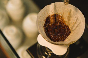 コーヒーのペーパーフィルターの種類や違いについて