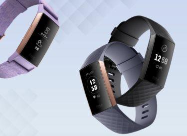 Fitbitで運動や睡眠の健康管理をしよう。